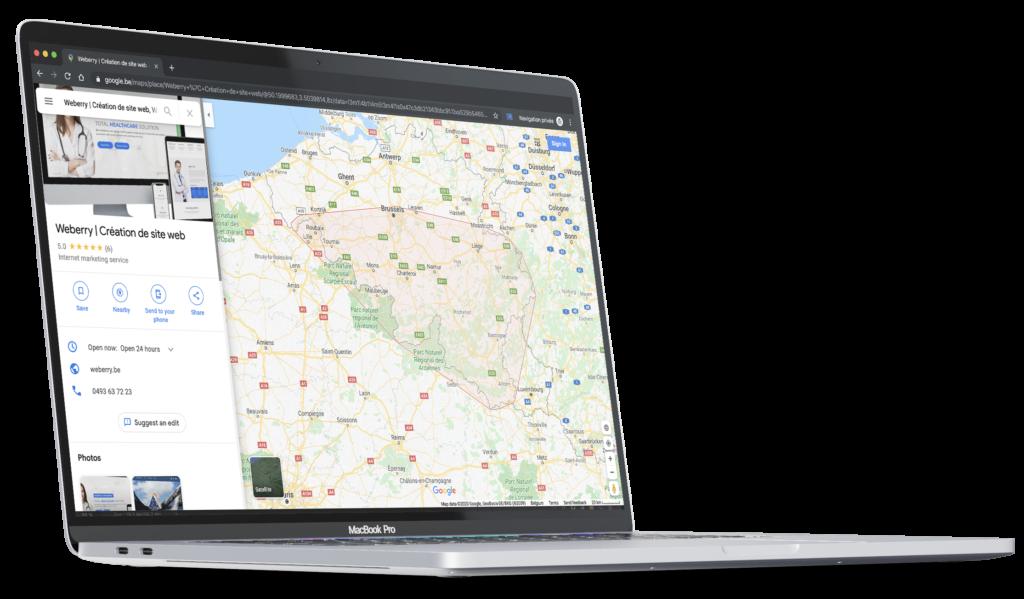 Google-Maps-Weberry